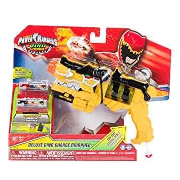 Power Rangers Dino Charge Dx Morpher Dino Charge