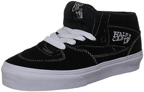 Vans Half Cab, Zapatillas de Skateboarding Unisex Adulto: Vans: Amazon.es: Zapatos y complementos