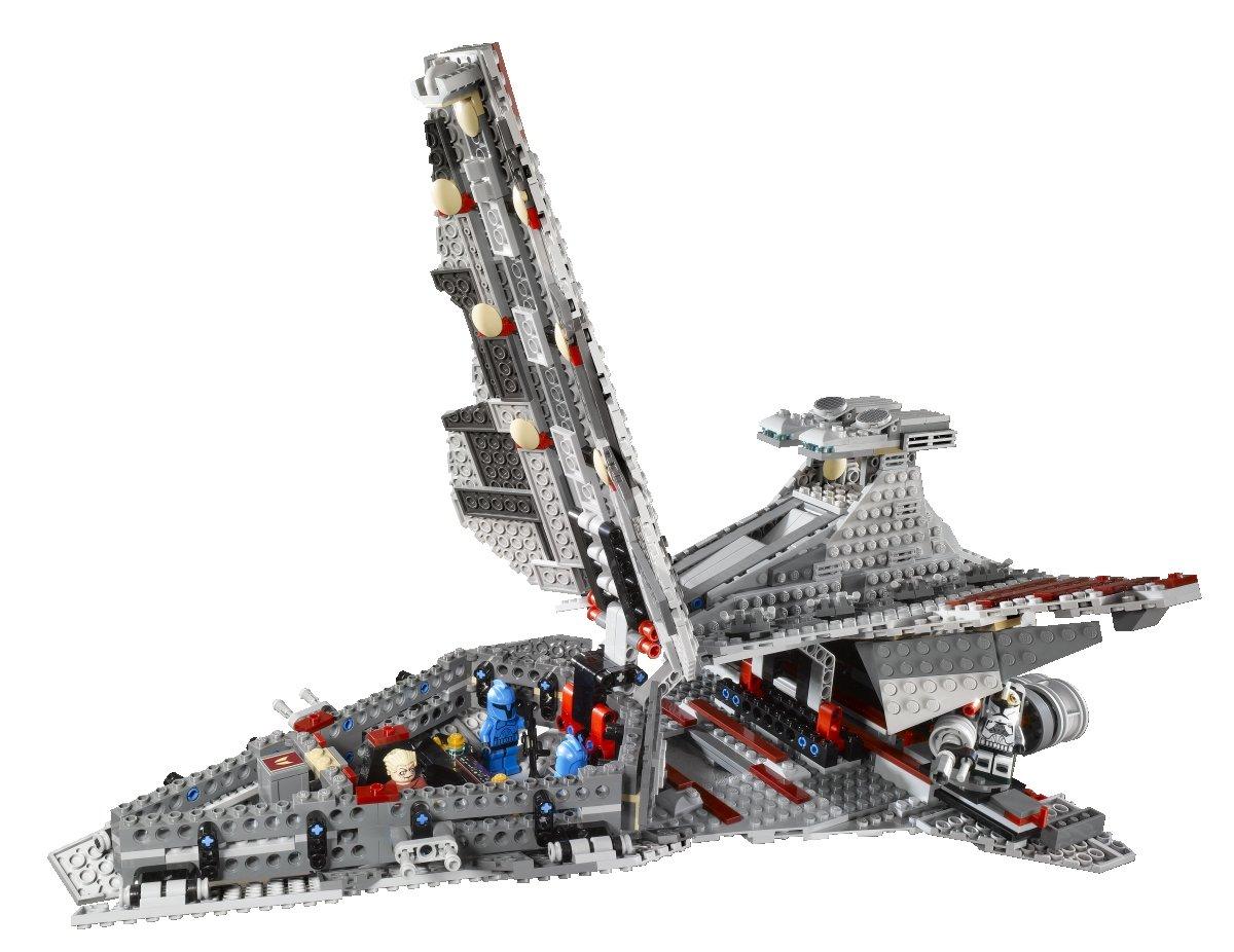 Amazon Lego Star Wars Venator Class Republic Attack Cruiser