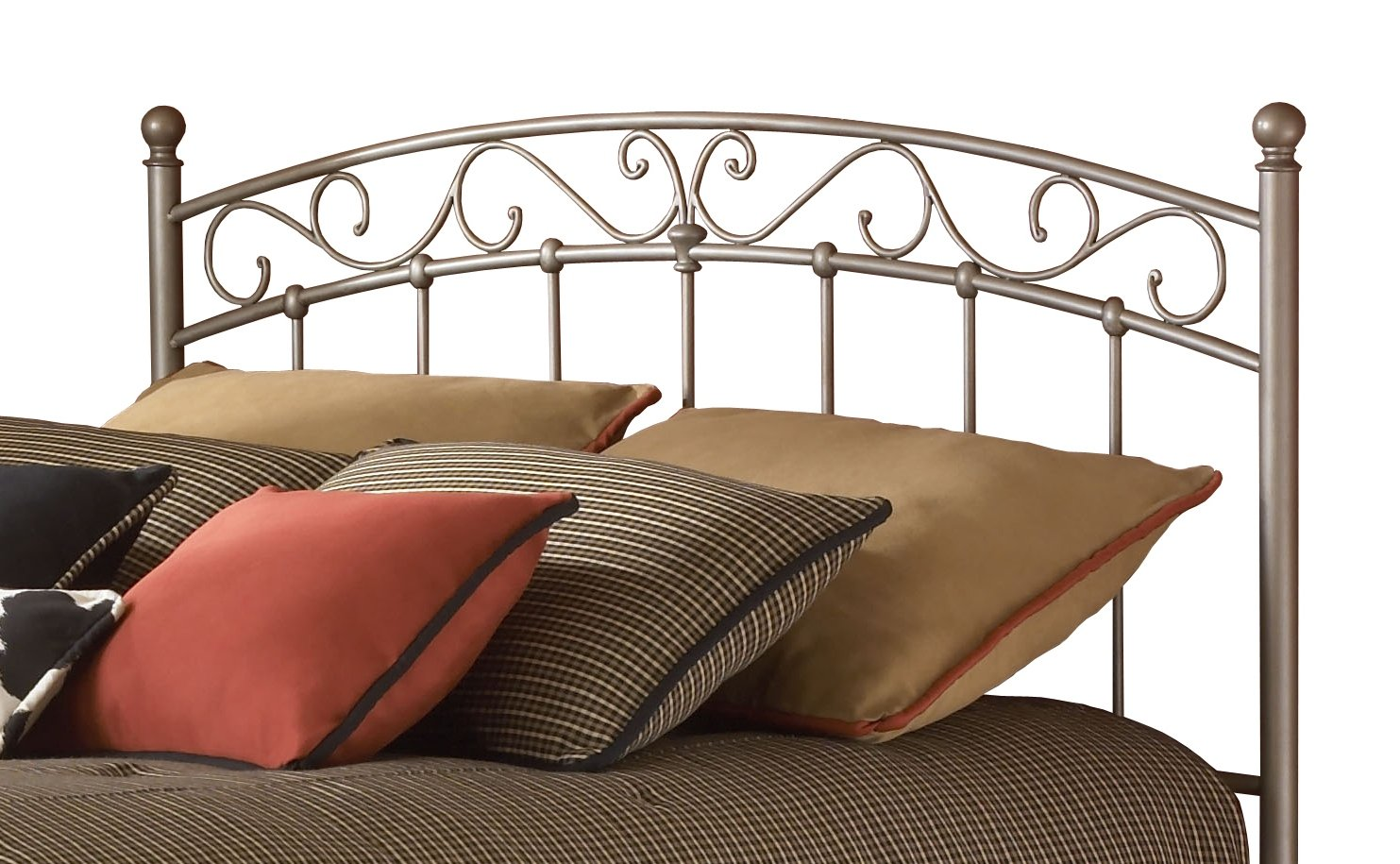 Amazon.com - Fashion Bed Group Ellsworth Headboard, New Brown, Full ...