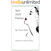 Style NOT Fashion book cover