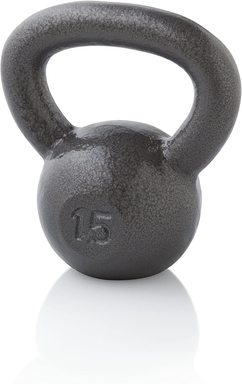 Cap KETTLEBELL 10 pound lb Kettle Bell Kettleball Workout Exercise NEW
