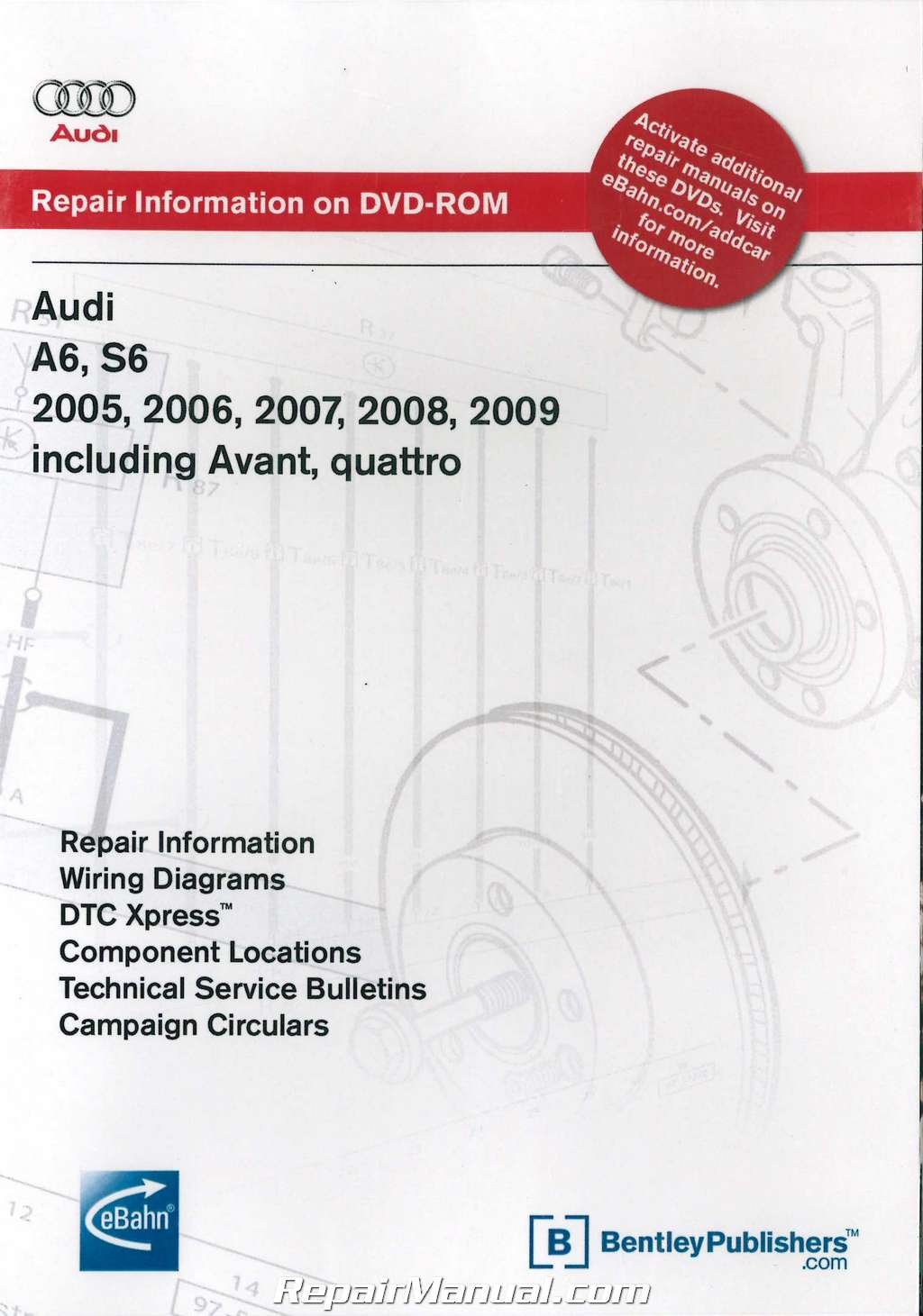 A86e 2008 Audi A4 Quattro Service Repair Manuals Software Wiring Library