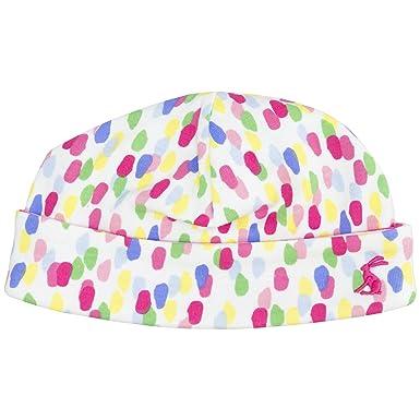 Joules Reversible Baby Hat - Jelly Bean Multi Spot - 3-6 months   8kg dc9ed92044c