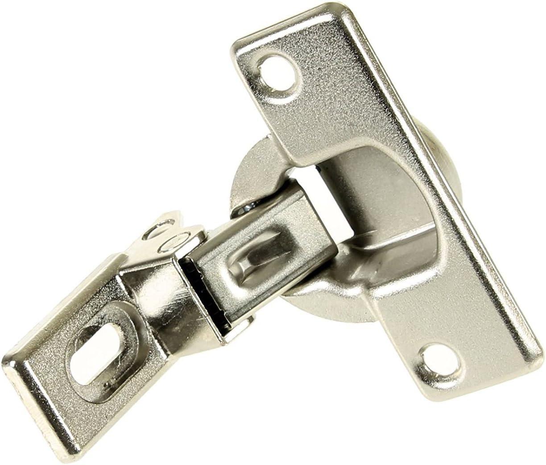 Spares2go integrado Bisagra de puerta de armario para Zanussi Lavadora