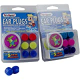 Putty buddies earplugs 3 pairs