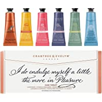 Crabtree & Evelyn Hand Therapy Gift Set, 6 x 25 g