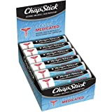 ChapStick Classic Medicated, 0.15 oz, 12-Stick Refill Pack