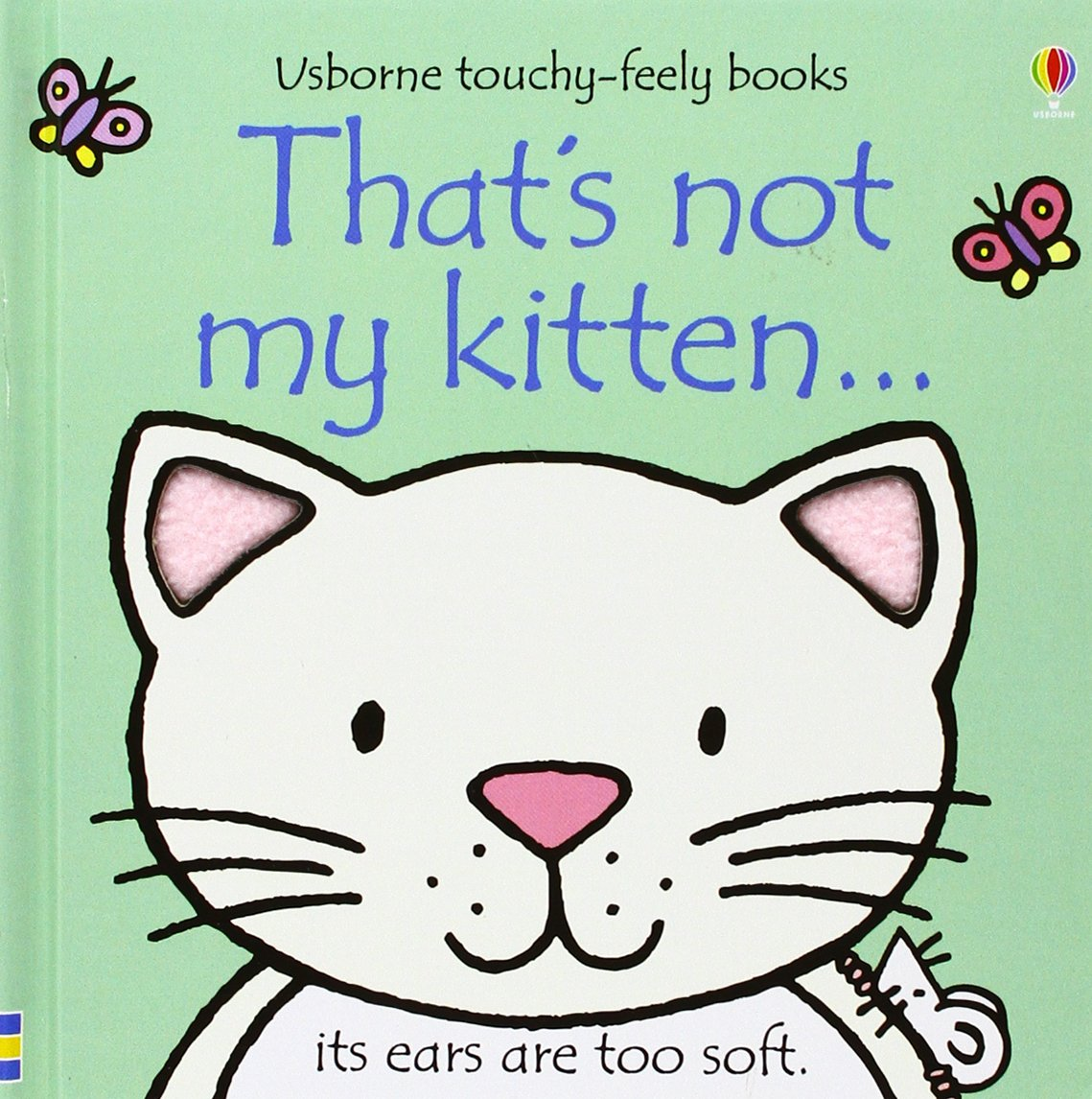 That's Not My Kitten... (Usborne Touchy-Feely Books) pdf