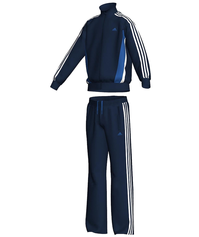 adidas Chandal Junior YB TS TIB KN OH Azul Marino - 164 (13-14 a ...