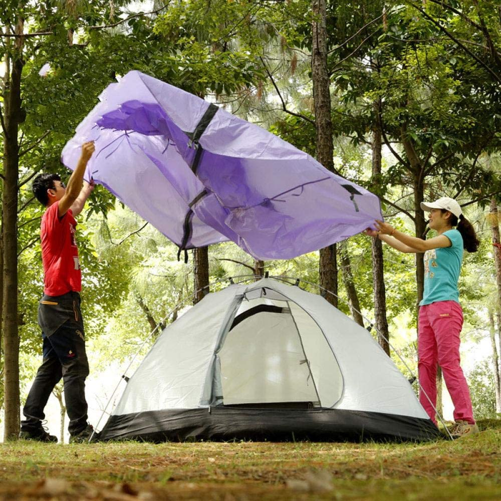 XTBB 2 Person Wild Camping Outdoor Tent 4 Person ...