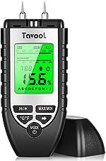 Wood Moisture Meter - Digital Moisture Detector Moisture Tester, Pin-Type Water
