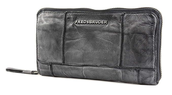 Super Rabatt billigsten Verkauf Wählen Sie für echte FREDsBRUDER GELDBÖRSE ZIPPY Grau One Size: Amazon.de: Bekleidung