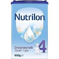 Nutrilon 4 Dreumesmelk - flesvoeding voor dreumes vanaf 1 jaar - 800 gram