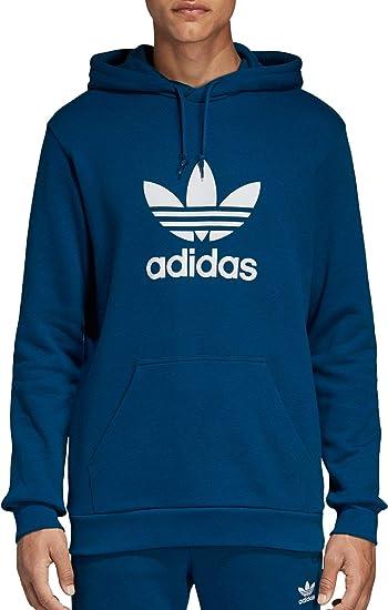Amazon.com  adidas Originals Men s Trefoil Hoodie  Clothing 88d50d8b55e