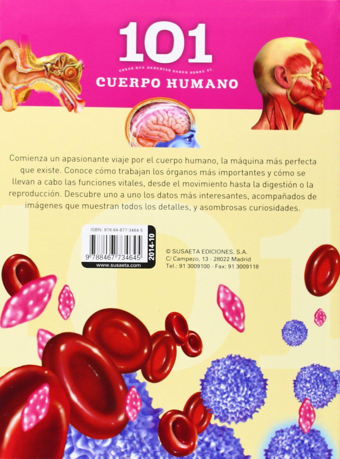 CUERPO HUMANO.(101 COSAS DEBERIAS SABER).(REF:2014-10 ...