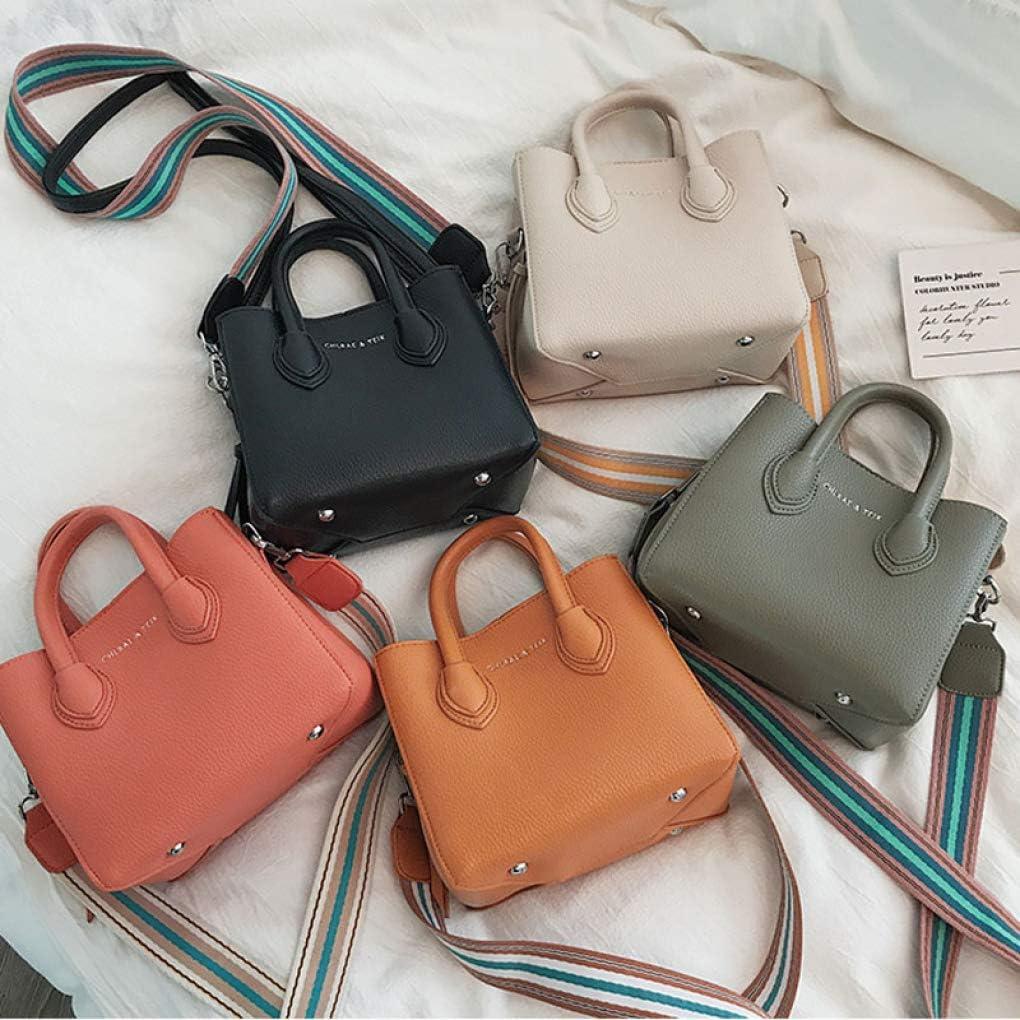 Women Handbag PU Leather Thread String Bucket Shopper Bag Women Luxury Handbags Crossbody Bags Designer Red Retro Bags