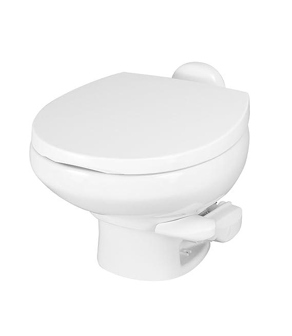 Amazon Com Aqua Magic Style Ii Rv Toilet Low Profile White