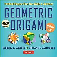 Geometric Origami Mini Kit: Folding Paper Fun for Kids and Adults!