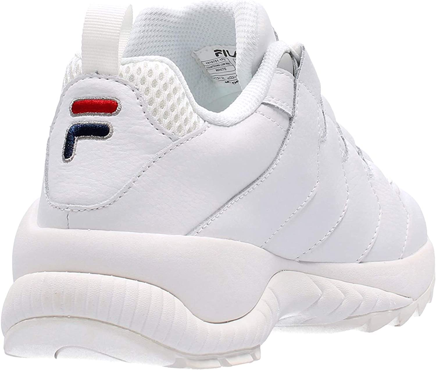FILA Countdown Low White 1010751.1FG: MainApps: Amazon.es: Zapatos y complementos