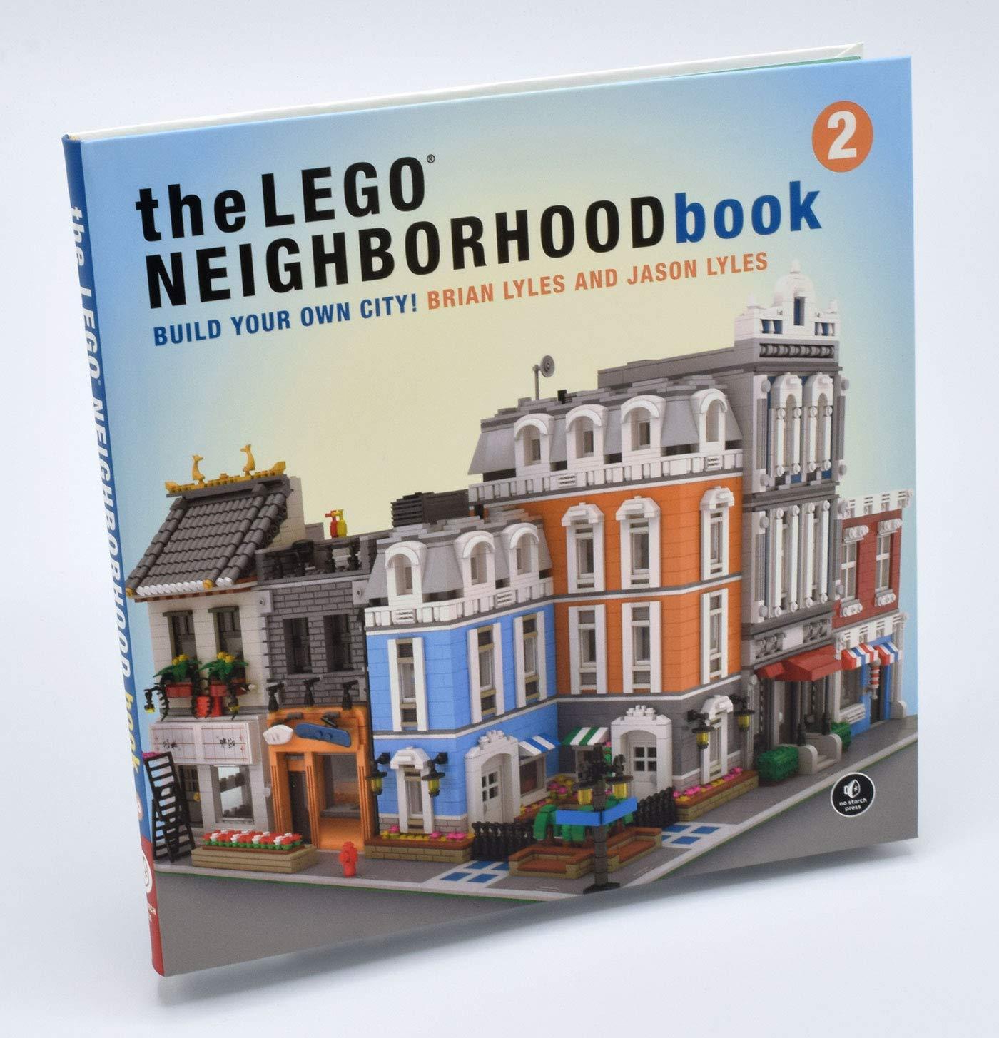 LEGO Neighborhood Book 2, The Build Your Own City!: Amazon.co.uk: Brian  Lyles, Jason Lyles: 9781593279301: Books