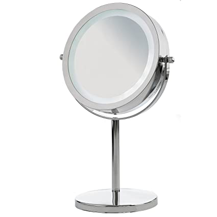 Best Illuminated Makeup Mirror Uk Mugeek Vidalondon