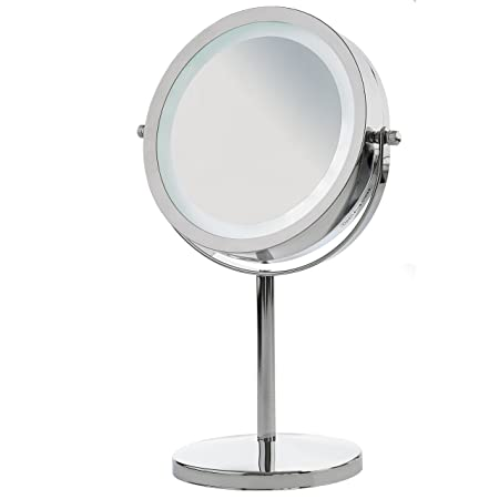 Andrew James Vanity Mirror With Lights Led Illuminated Make Up