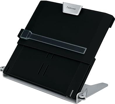 Fellowes Professional Series - Atril portadocumentos, Color Negro: Amazon.es: Electrónica