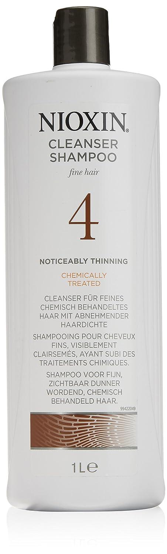 Nioxin System 4 Cleanser, 300 ml Wella 49238