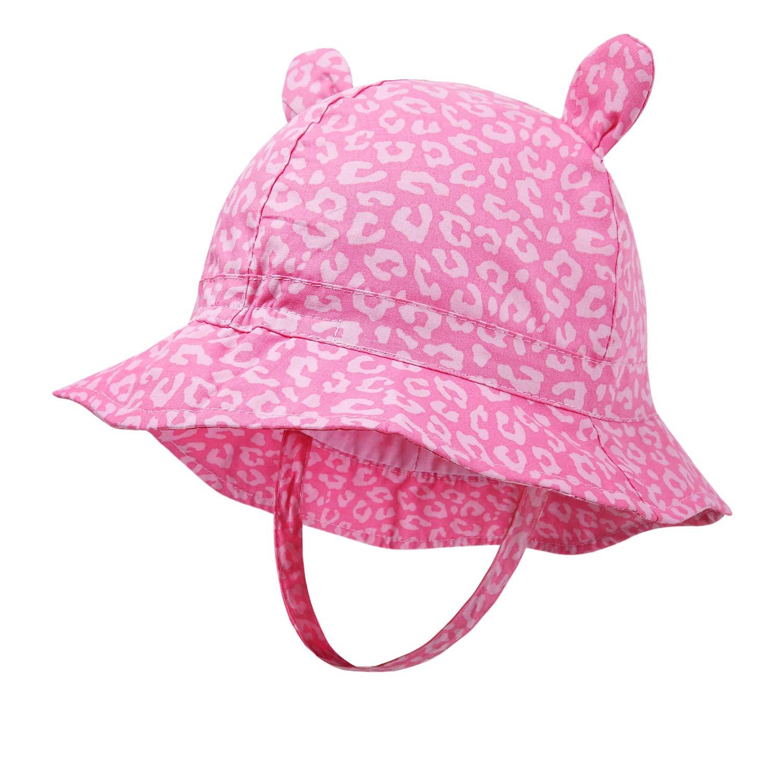 cf3c05072931 Amazon.com  vivobiniya Newborn Girl Summer Hats Baby Sun Hats Toddler hat 0- 12M  Clothing