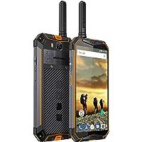 "Ulefone armor 3 t ip68 impermeável telefone móvel android 8.1 5.7""fhd + helio p23 octa núcleo 4 gb 64 21mp walkie talkie smartphone"