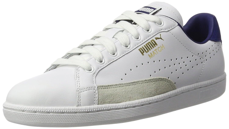 Puma Unisex-Erwachsene Match 74 UPC Sneaker  42 EU|Wei? (White-blue Depths)