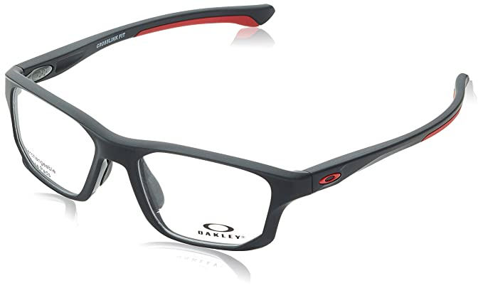 b5133884858 Image Unavailable. Image not available for. Color  OAKLEY CROSSLINK FIT  OX8136 - 813604 EYEGLASSES SATIN ...