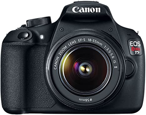 Canon EOS Rebel T5 + EF-S 18-55mm: Amazon.es: Electrónica