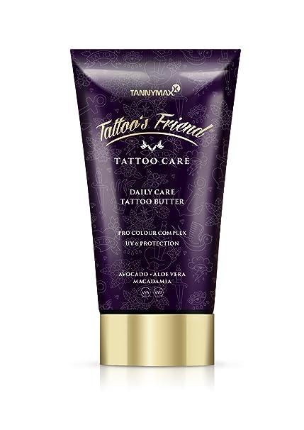 Tannymaxx Crema De Cuidado Diario para Tatuajes - 150 ml: Amazon ...