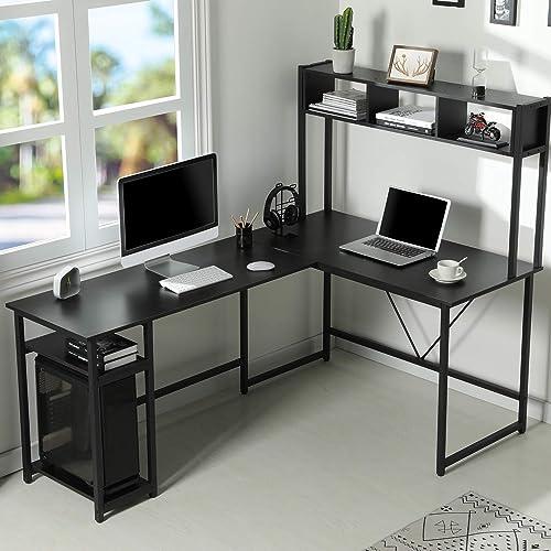 Reviewed: Sedeta 70 Inch L-Shaped Desk