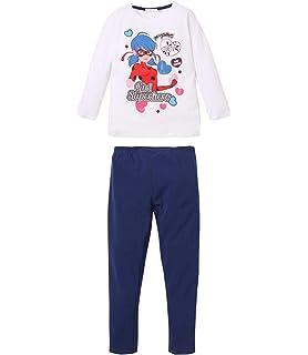 63a1cfa69 MIRACULOUS Pijama Coral Ladybug 4 AÑOS Rojo  Amazon.es  Hogar
