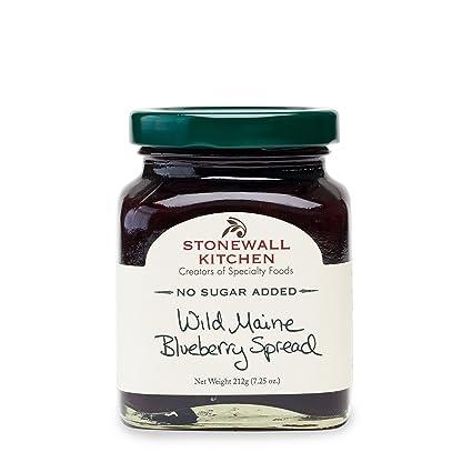 Stonewall Cocina Wild Maine propagación, Blueberry, 7.5 ...
