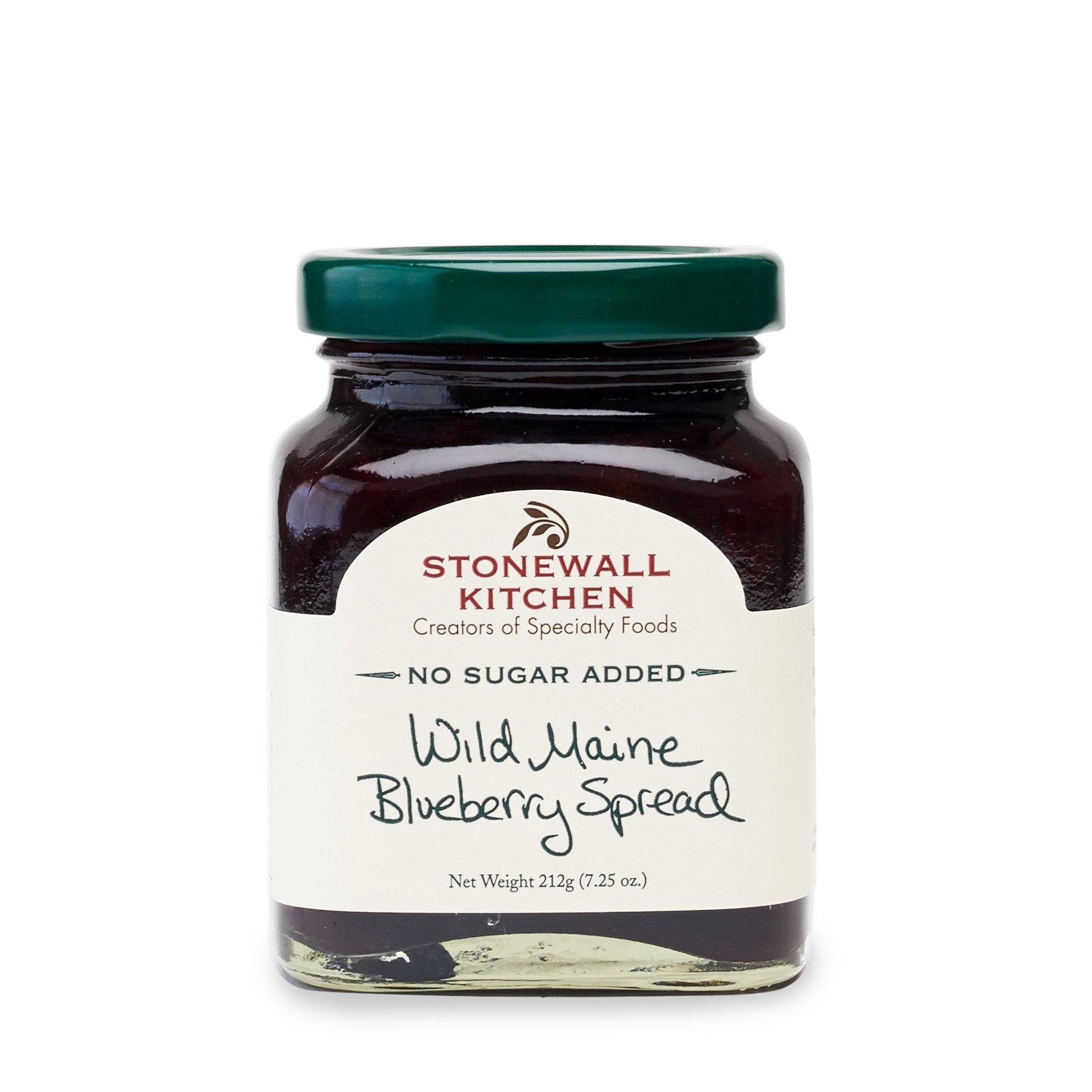 Stonewall Kitchen Wild Maine Spread, Blueberry, 7.5 Ounce