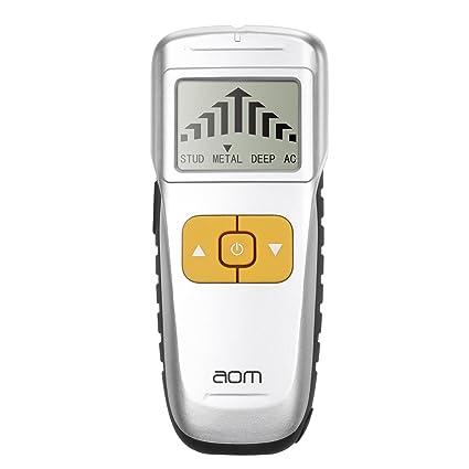 Detector eléctrico, con escáner de pared 4 en 1, con sonido de alerta para