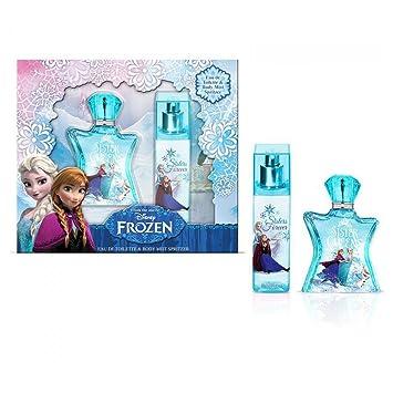 Estuche perfume Frozen Disney