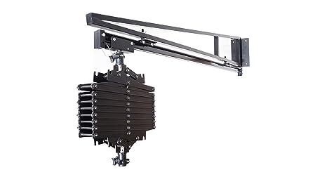 Pantografo mono binario singolo sistema di montaggio a ° gradi con