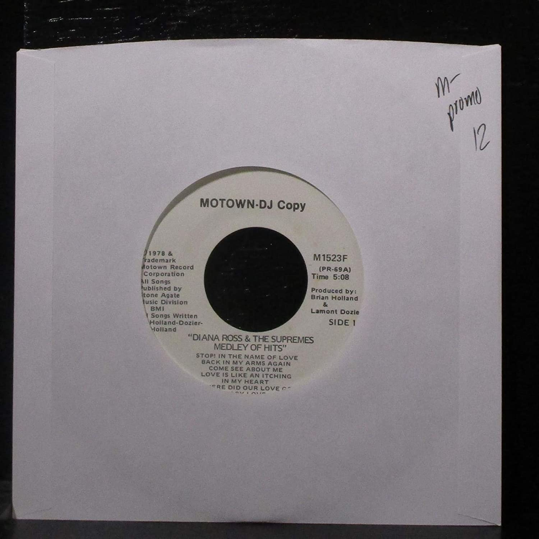 Diana Ross & The Supremes - Diana Ross & The Supremes - Medley Of