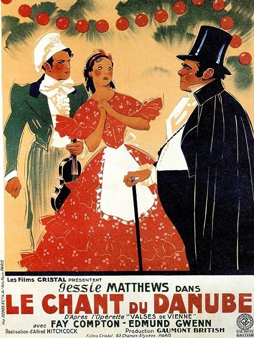 Amazon.com: Waltzes From Vienna (Aka Le Chant Du Danube) Esmond ...
