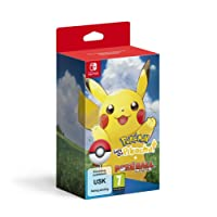 Pokémon Let's Go Pikachu! + Poké Ball Plus