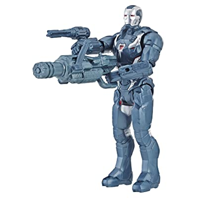 "Avengers Marvel Endgame Marvel\'s War Machine 6""-Scale Figure: Toys & Games [5Bkhe0300999]"