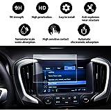 YEE PIN Screen Protector for 2018 2019 GMC Terrain SLT Denali SLE Diesel IntelliLink 8 Inch Center Control Touch Screen Car N