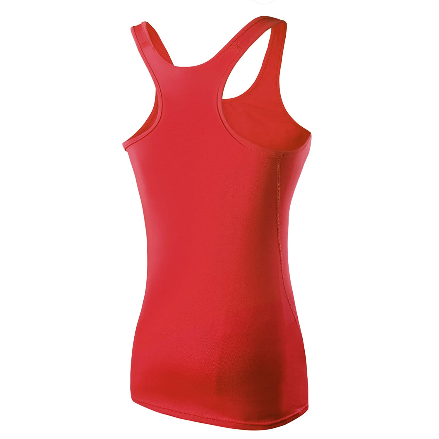 MAGNIVT Womens 3 Pack Dry Fit Compression Tank Top