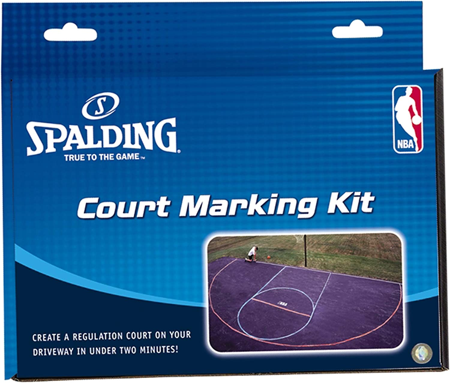 Spalding Basketball Court Marking Kit Sports Outdoors Amazon Canada