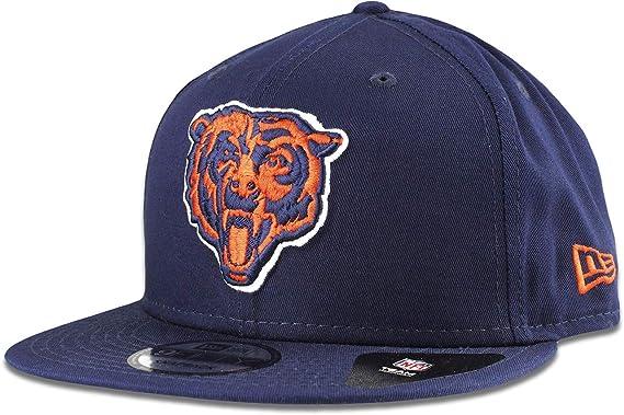 newest no sale tax low price sale Amazon.com : New Era Chicago Bears Hat NFL Navy Alternate Logo ...